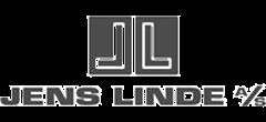 Jens Linde logo bw 1