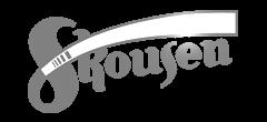 Skousen logo bw 1